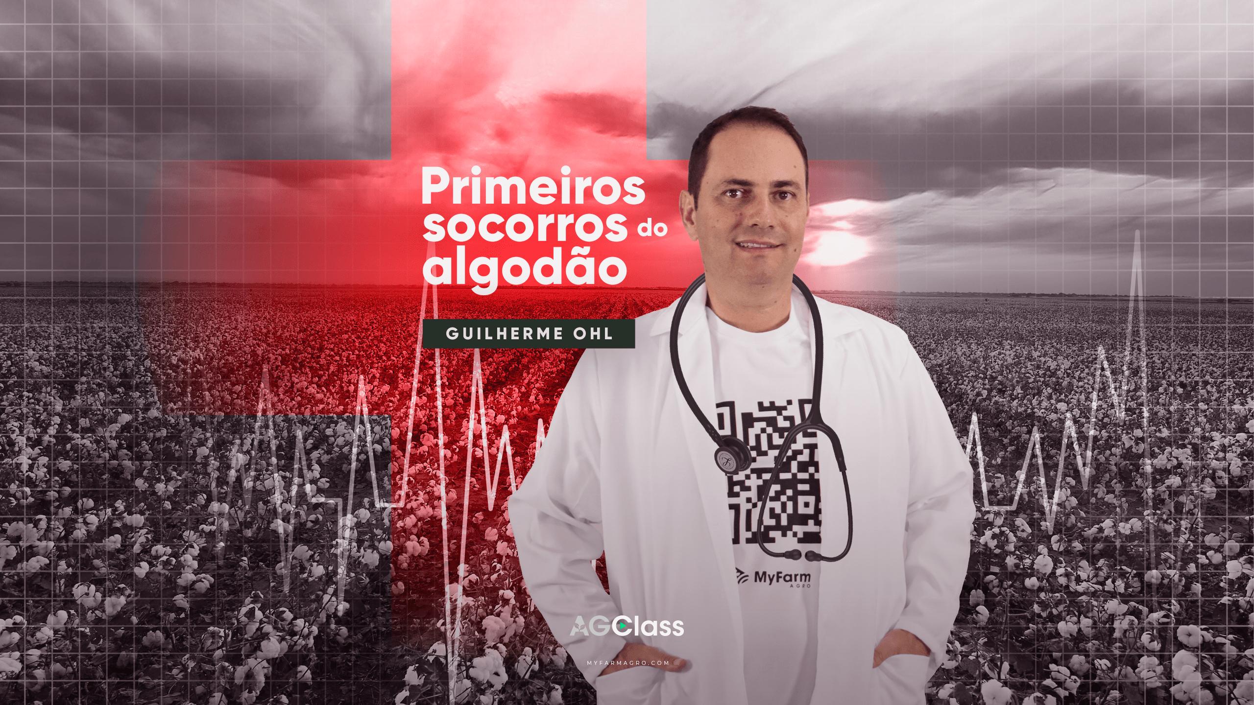 PRIMEIROS SOCORROS DO ALGODÃO