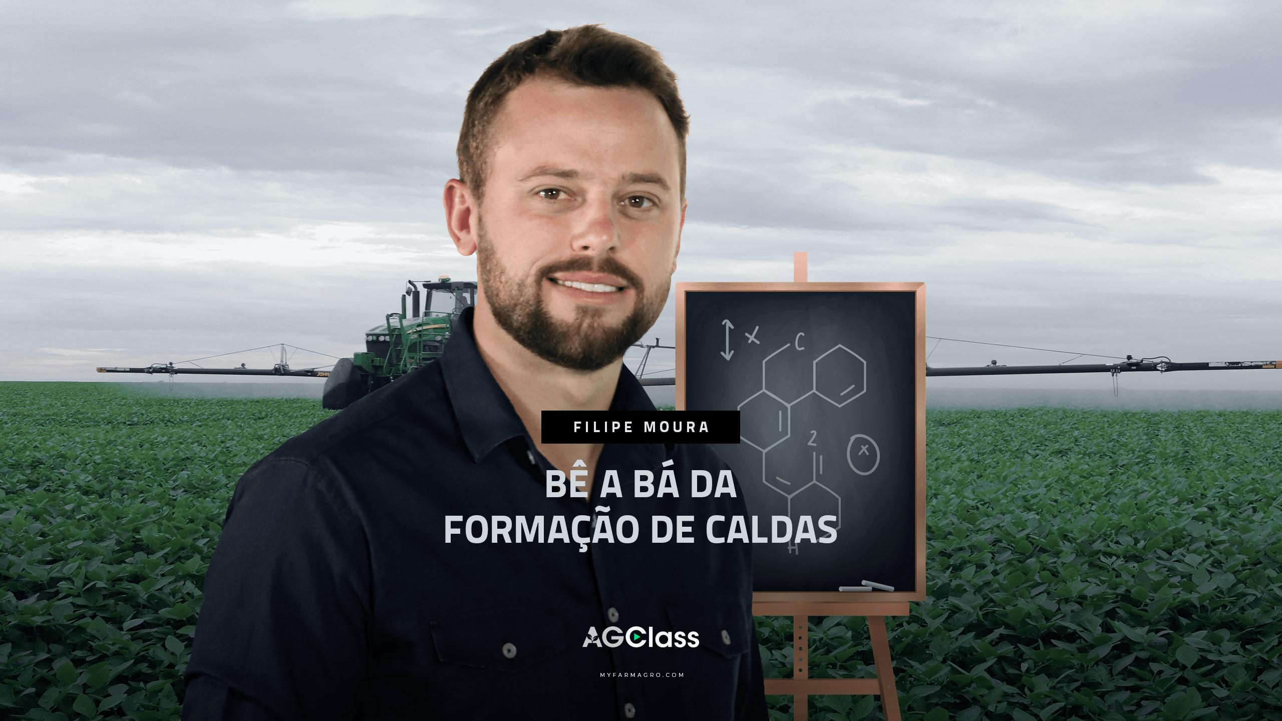 BÊ A BÁ DA FORMAÇÃO DE CALDAS